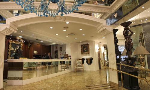 Foto de las zonas nobles de Hotel Artheus Carmelitas