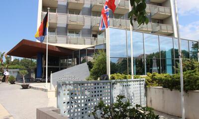 Foto del exterior de Sol Port Cambrils Hotel
