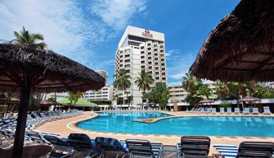 Außenansicht - Tibisay Hotel del Lago
