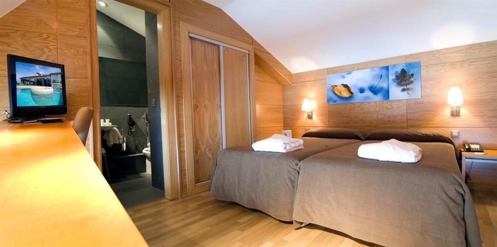 sercotel hotel spa la collada toses. Black Bedroom Furniture Sets. Home Design Ideas