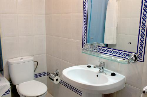 Foto del baño de Hotel Costa De La Luz