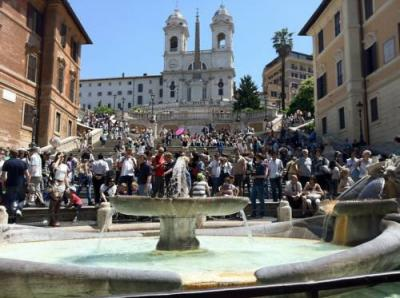 Bild - Spanish Steps - Feels like Home