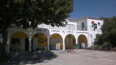 Foto del exterior de Camping Canelas