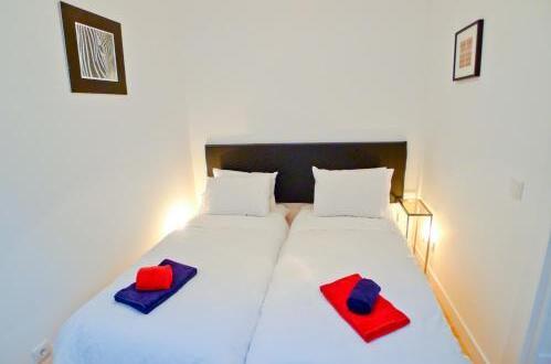 Zimmer - LV Premier Apartments Baixa- FI