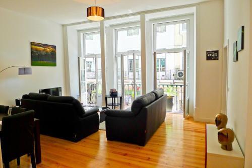 Öffentliche Bereiche - LV Premier Apartments Baixa- FI