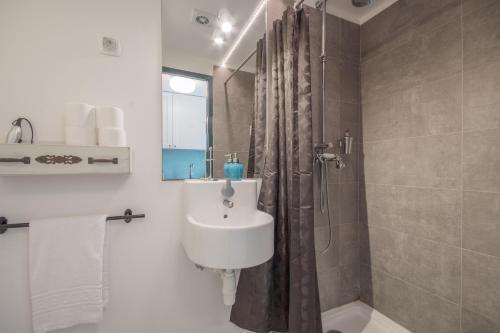 Badezimmer - Lisbon Heart Apartments