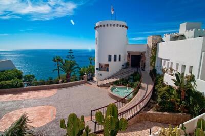 Foto del exterior de Hotel Servigroup Montiboli