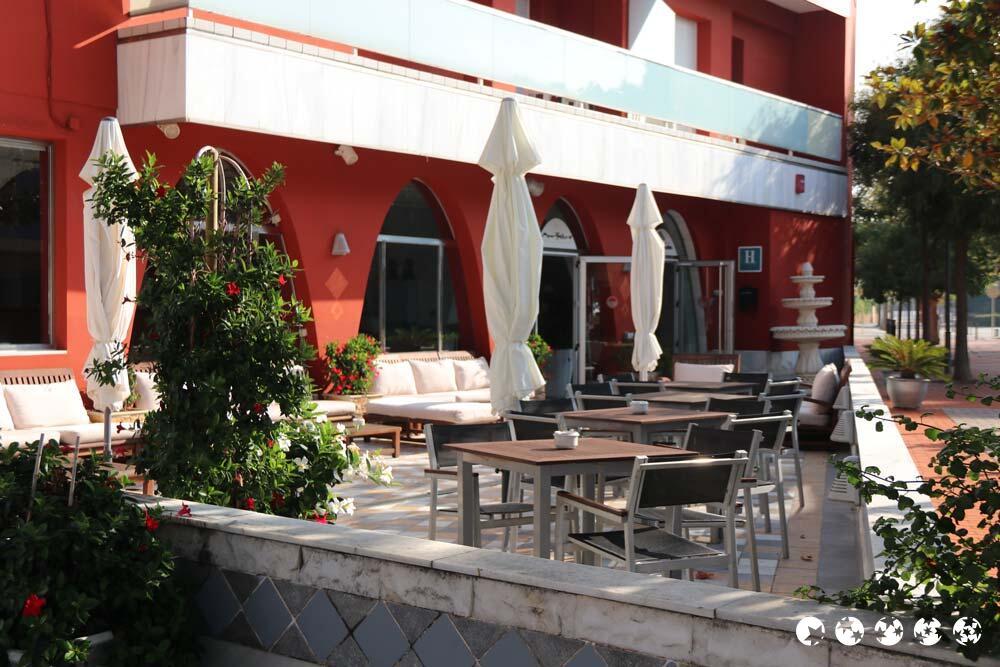 Hotel Pinar Del Mar  Platja D U0026 39 Aro