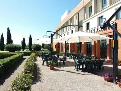 Foto del exterior de Hotel Idea Pisa Migliarino
