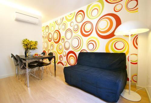 Foto area ristorante Borne Pop Art Lofts