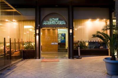 Foto degli esterni Arethusa Hotel