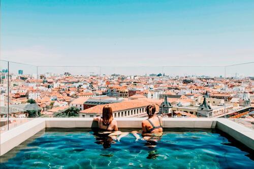 Foto de los servicios de Hotel Dear Madrid