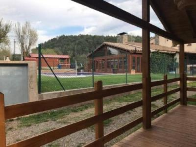 Foto degli esterni Camping Puigcercos