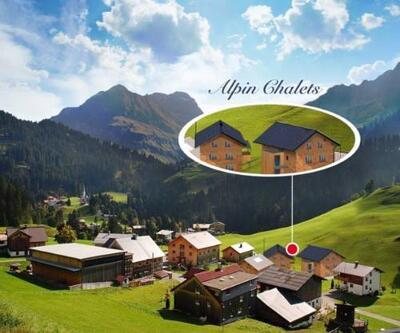 Foto generica Alpin Chalet Schröcken