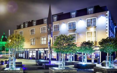 Außenansicht - Beresford Hotel (ex Isaacs)