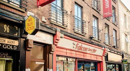 Foto degli esterni Dublin Central Inn (formerly Dublin City Inn Talbot Street)