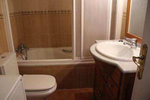 Foto del baño de Apartamentos Mediterraneo
