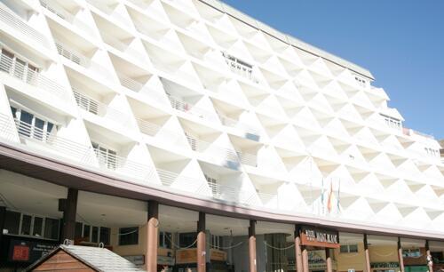 Foto del exterior de Hotel Mont Blanc