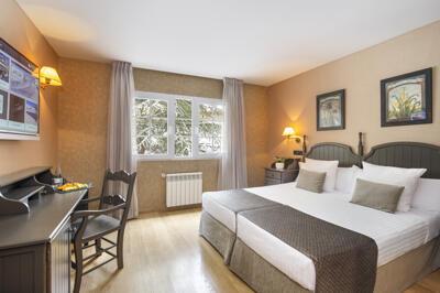 Foto de una habitación de Hotel Meliá Sierra Nevada