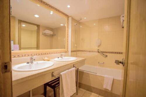 Casa de banho - Hotel Telecabina