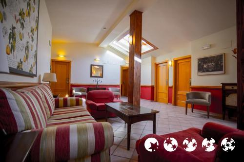 Foto de las zonas nobles de Hotel Telecabina