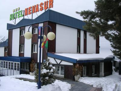 Foto do exterior - Hotel Nevasur