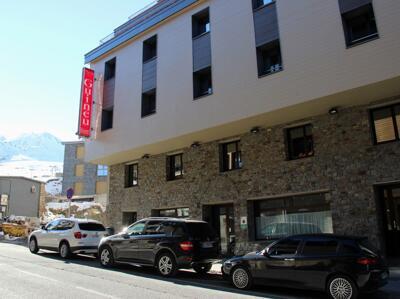 Foto do exterior - Hotel Guineu