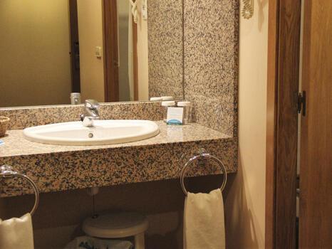 Foto del baño de SOMMOS Hotel Benasque Spa