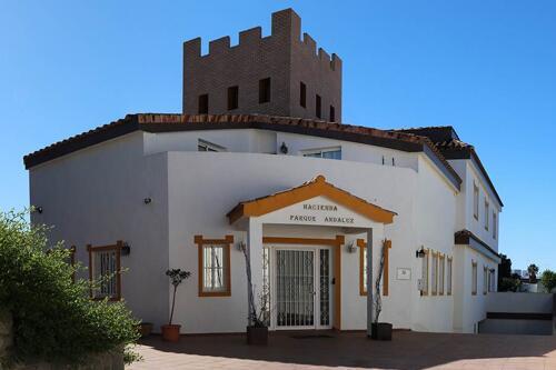 Foto del exterior de El Parque Andaluz