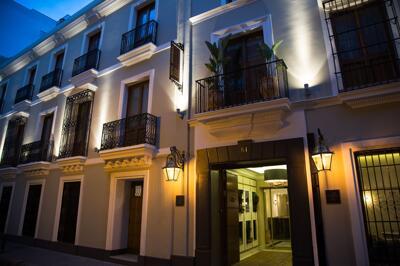 Foto del exterior de Hotel Gravina 51