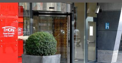 Exterior – Thon Hotel Brussels City Centre