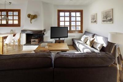 Foto de una habitación de Apartamentos Naut Aran I