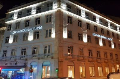 Exterior – My Story Hotel Tejo