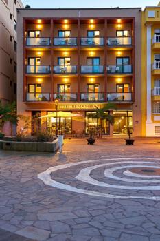 Foto del exterior de Hotel Benahoare
