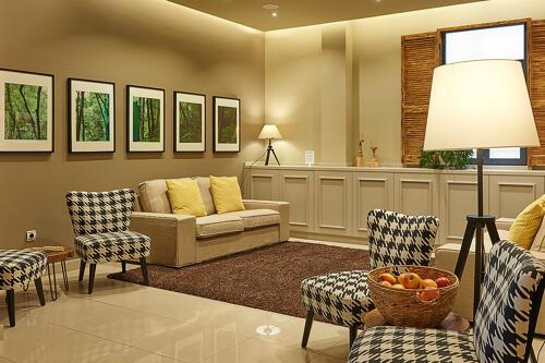 Foto de las zonas nobles de Hotel Benahoare