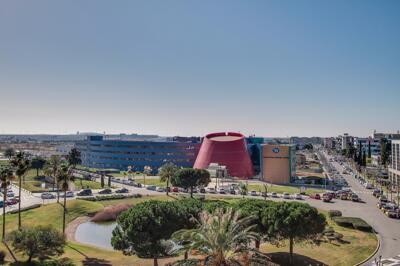 Foto del exterior de BAH Barcelona Airport Hotel