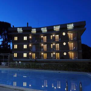 """Foto degli esterni """"Hotel Raffaello"""""""