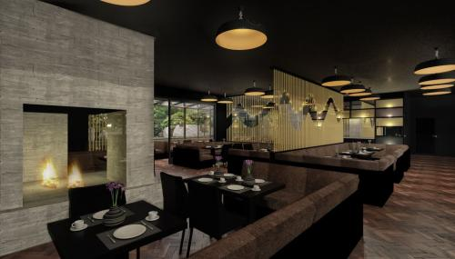 Foto do restaurante - Hotel Zoe By Amano Group