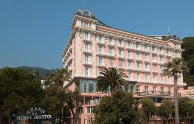 Foto del exterior de Grand Hotel Bristol Resort & Spa