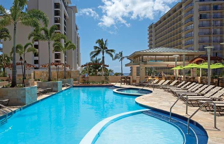 Hotel Embassy Suites Waikiki Beach Walk Honolulu