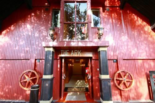 Foto degli esterni The Ark Lodge