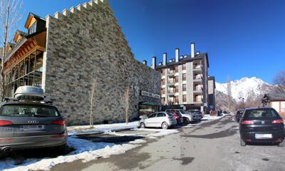 Foto del exterior de Hotel y Apartamentos HG Cerler