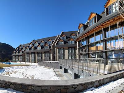 Foto degli esterni Hotel y Apartamentos HG Cerler