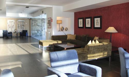 Foto de las zonas nobles de Hotel y Apartamentos HG Cerler