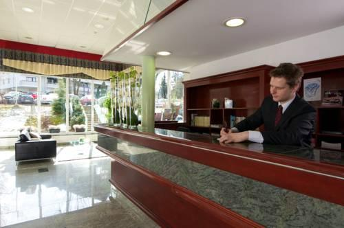 Common areas – Hotel Best Western Kompas Bled