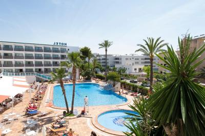 Facilities – Hotel Playasol Mare Nostrum