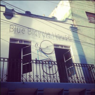 Foto generica Blue Bicycle House