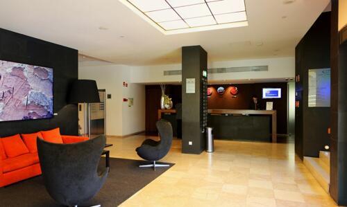 Öffentliche Bereiche - Hotel Açores Lisboa