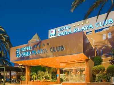 Außenansicht - Vera Playa Club Hotel