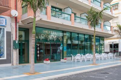 Foto del exterior de Hotel Torremar